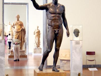 The Antikythera Ephebe