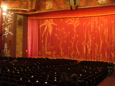 Interior Of The Chinese Theatre.