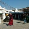 Buddhist Monks Boudhanath