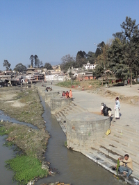 Bargmati River Pashupatinath