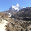 Trail Before Pangboche
