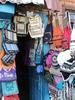 Boudhanath Clothes Seller