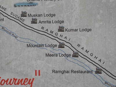 Sudame Guest House Map