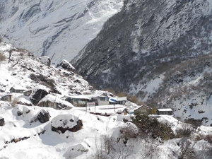 Deurali Annapurna Base Camp