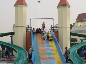 Fun City Boond Amusement and Water Park
