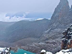 Mount Kenya Trek - Circumnavigation Photos
