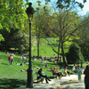 The Parc Des Buttes Chaumont