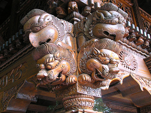 Woodcarving Workshop in Historic Bhaktapur Photos