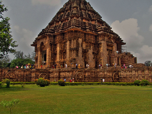 5 Days Odisha - Bhubaneswar Puri & Konark Photos