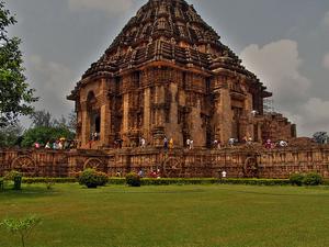 5 Days Odisha - Bhubaneswar Puri & Konark Photos