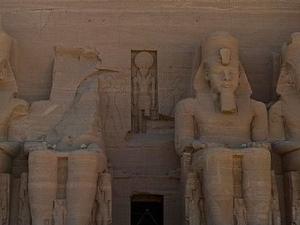 The Massive Temples of Abu Simbel Photos