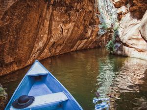 Exploring Cave River 6 Photos