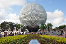 Spaceship Earth, The Icon Of Epcot