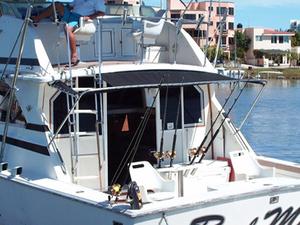 Deap Sea Fishing 38'ft Charter 4 hrs. Photos