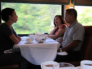 2-Day Rocky Mountaineer Train Journey From Banff  To Vancouver Photos