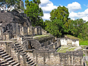 El Mirador Mayan Hiking Expedition in Northern Guatemala Photos