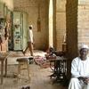 A Leather Shop In Abéché