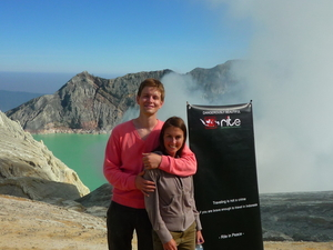 Ijen Crater Photos