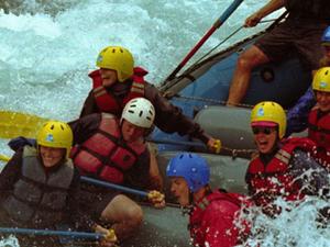 Rafting in Trisuli River Photos