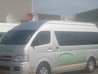 Tok Tokkie Shuttle Namibia