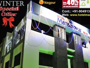 Hotel Mansarovar-Luxurious Business Hotel