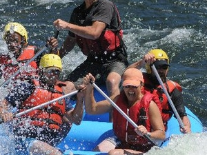 Whitewater Rafting on the American River Photos