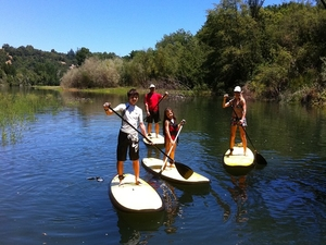 Learn to Stand Up Paddle Photos