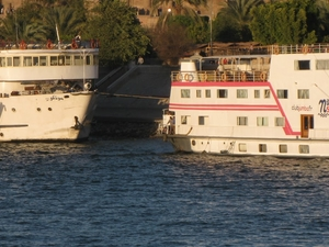 Nile Cruise From Aswan to Luxor Photos
