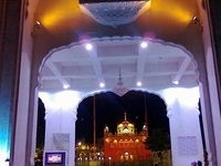 Delhi Hazur Sahib Flight Tour Package