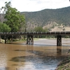 Bridge Over The Macalister River