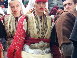 Galichnik Wedding Festival in Macedonia! Tour Photos