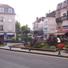 Square In Fontainebleau Town Centre