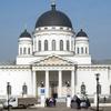 Staroyarmarochny Cathedral In Nizhny Novgorod