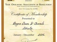 Bogra Tours & Travels