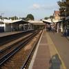 Charlton Station Platforms Looking East