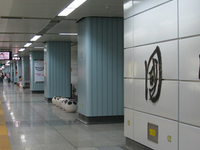Guomao Station