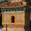 Silk Burning Stove 2 C The Ming Dynasty Tombs 2 C Beijing