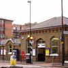 Stamford Hill Railway Station Building