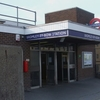 Bromley-by-Bow Tube Station Entrance