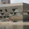 Canada Water Library With The Lake