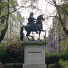 The Statue Of William III At St. James's Square