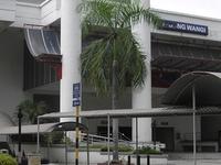 Dang Wangi LRT Station