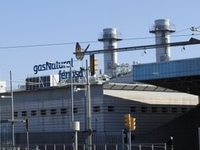 Besós V Power Station