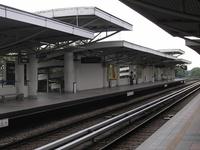 Maluri LRT Station