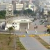 Kaohsiung Cijin Island Aerial View