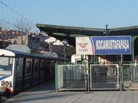 Kocamustafapaşa Railway Station