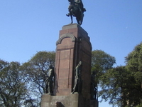 Monument to General Carlos M. de Alvear