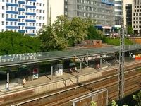 Berlin Landsberger Allee Station