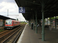 Berlin-Schöneweide Station