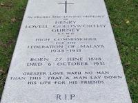 Cheras War Cemetery